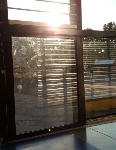 Automatische deur Bazaar Beverwijk maatwerk schuifdeur 3