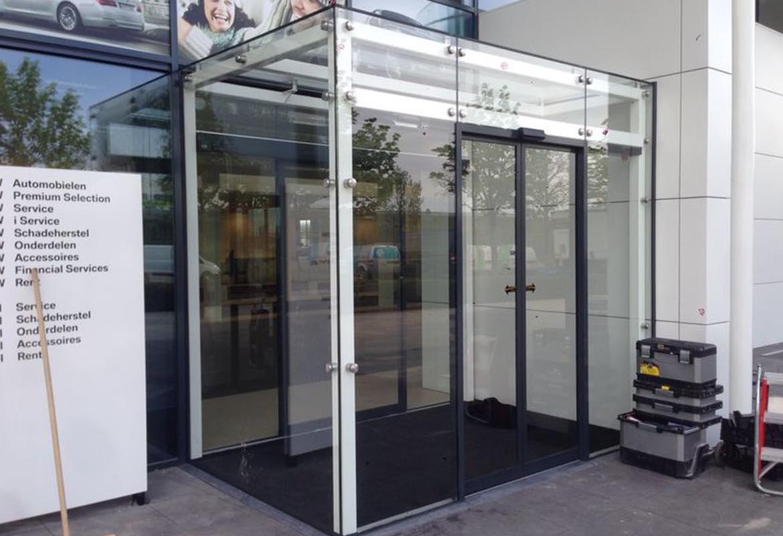 Automatische Glazen Deuren.Partner Voor Automatische Deuropeners Voordelig Snel Goede Service